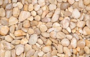 2204216 China Pebbles gelb 30-50 mm