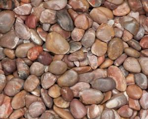 2204316 China Pebbles Rot 30-50 mm