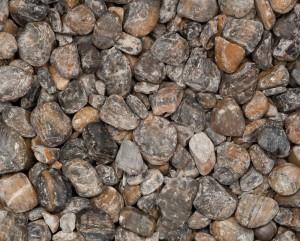 2204516 China Pebbles Gestreept 30-50 mm