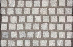 2745747 Granitpflaster hellgrau 10x10x8cm