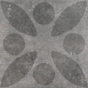 Duostone_Dessin_Hormigon_Leaf_Antracite_Decor